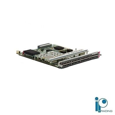 WS-X6148-RJ45V - Cisco Catalyst 6500 Series 48 Port IP PoE Switching Module