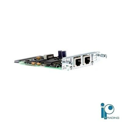 VIC-2FXS - NEW Cisco 2-Port FXS Voice Interface Card