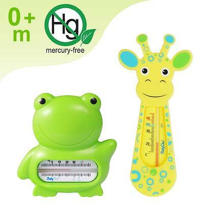 Baby Safe Bath Thermometre Cute Animals Float Floating Water Temperature