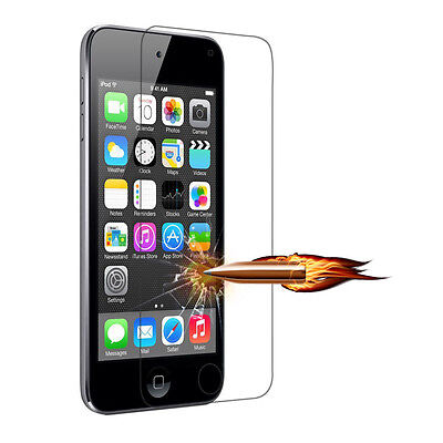 Tempered Glass Screen Protector Film For Apple iPod Touch 6th 6 Gen Generation