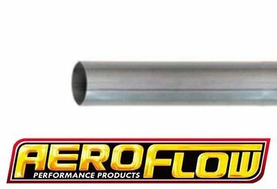 Aeroflow Alloy Aluminium Tube Straight Metre Or 300Mm Long Intake Pipe Piping
