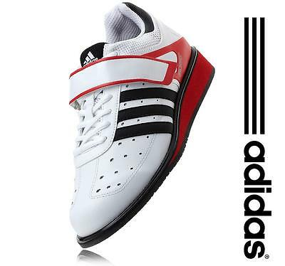 adidas POWER PERFECT II Weightlifting Shoes Deadlift Squats Strongman Sport