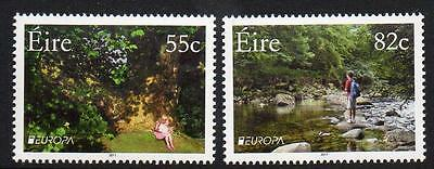 IRELAND MNH 2011 EUROPA Stamps - The Forest
