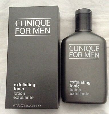 Clinique for Men Exfoliating Tonic 100ml New and Boxed