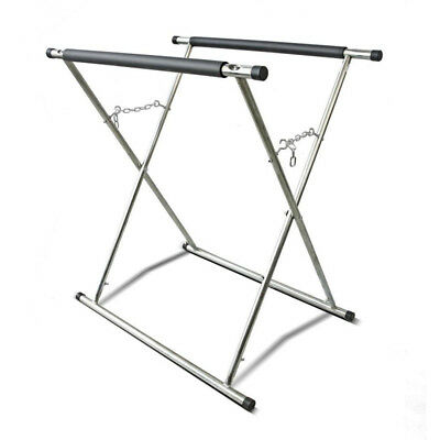 T4W Extendible painting rack type X paint stand auto body automotive refinish