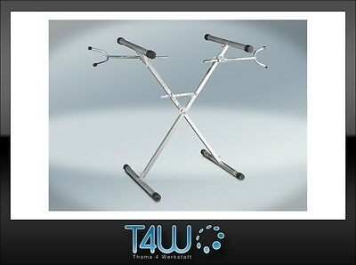 T4W Extendible painting rack type X with supporters paint stand auto body
