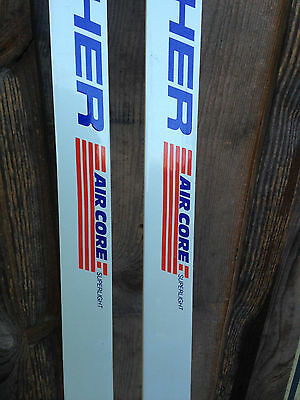 Fischer Superlight 210cm waxable, SNS-2 vintage or Profil, used  [Support Lore!]