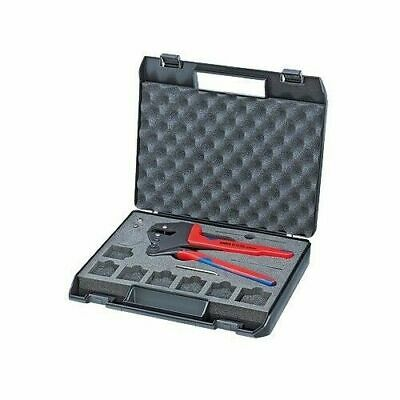 """Knipex Tools 97 43 200 (9743200) Insulated Crimper Crimp System Plier 8"""""""