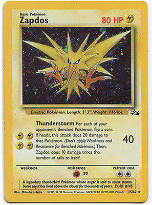 """POKEMON FOSSIL /""""HAUNTER/"""" #6//62 HOLO FOIL RARE UNLIMITED NEVER BEEN PLAYED MINT"""