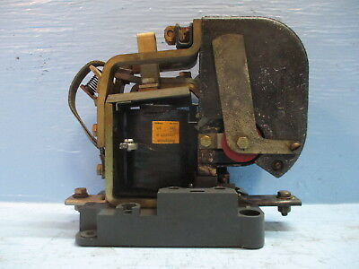 Westinghouse DC Contactor Type MD-410 Style 857D504G04 250 VDC Coil 1626833-B