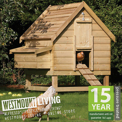 New Small Large Chicken Coop Hen House