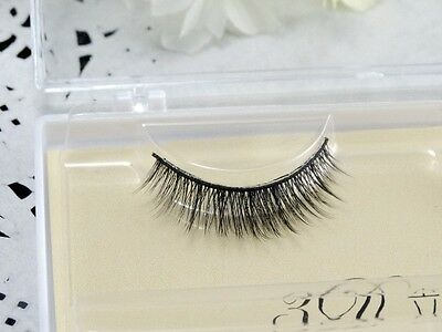 HOT Lifelike handmade false eyelash 3D eye lashes fake eyelashes Makeup beauty