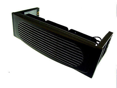 Ever Cool  HK3F-BK Triple Fan HDD Cooler For 5.25in Bay