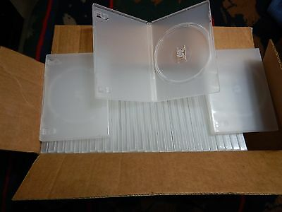 1 STANDARD Clear Single DVD Cases