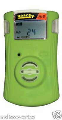 Single Gas Personal Monitor made by GAS CLIP