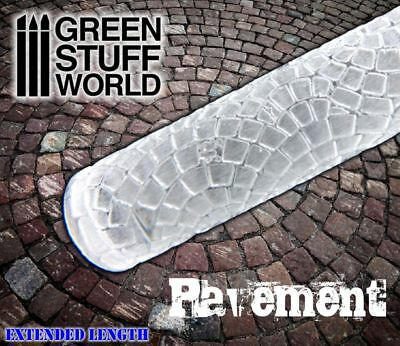 Rolling Pin - PAVEMENT Texture - Create your own bases - Warhammer AOS Infinity