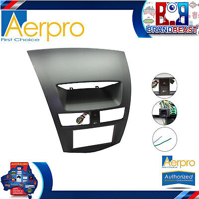 Aerpro Mazda Bt-50 2012 On Double Din Factory Color Facia Fascia