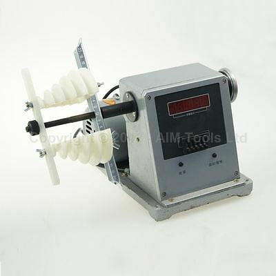 9907305 Electric Number Wire Coil Transformer Winding Machine Digital Display