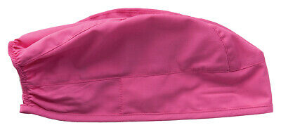 Cherokee Adult Adjustable Contoured Seaming Elastic Poplin Scrub Hat. 2506