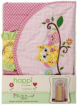 Dena Diaper Stacker, Happi Tree (Discontinued by Manufacturer), New, Free Shippi