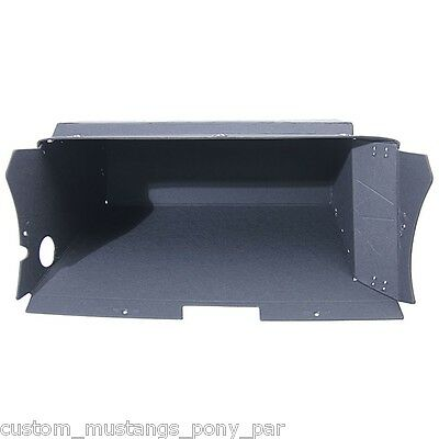 Mustang Glovebox Compartment 1964 1965 1966 Coupe Fastback Convertible 64 65 66
