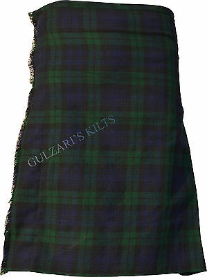 Modern Blackwatch Tartan Scottish Traditional New Kilts