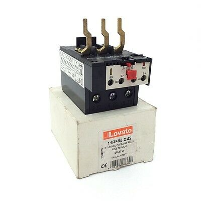 Overload Relay 11RF95242 Lovato 28-42A RF95-2-42
