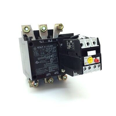 Overload Relay 113748 GE 175-280A RT4LP