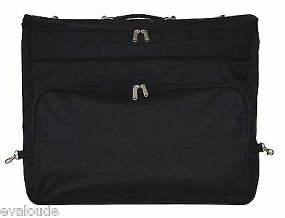 Deluxe Travel Luggage Wardrobe Suit Dress Garment Carrier Case Suitbag Cover Bag
