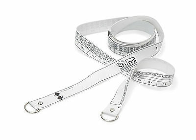 SHIRES EQUESTRIAN HORSE & PONY WEIGH TAPE 838 weighing weighband - ONE SIZE