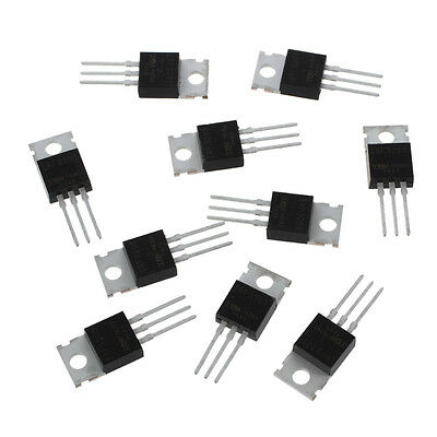 10pc IRF3205 IRF3205PBF Fast Switching Mosfet Transistor / N Channel T0220 L3