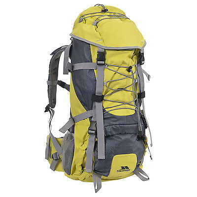 Trespass AMIN 70 Litre Large Outdoor Adventure Hiking Travel Camping Rucksack