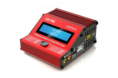 SKYRC Racing Star RS16 -180W 16A DC Balance Charger/Discharger 12V - SK100078