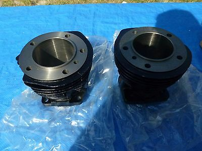 "New  Harley Davidson Shovelhead 74"" Front And Rear Cylinders 1966-1978 Fl Fx"