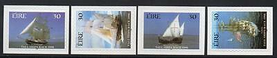 IRELAND MNH 1998 Tall Ships Race - Dublin - Self-Adhesive Stamps