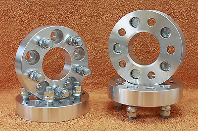 4 Distanziali Wheel Spacers 30 38 o 50mm 5x108 LAND ROVER Freelander II serie