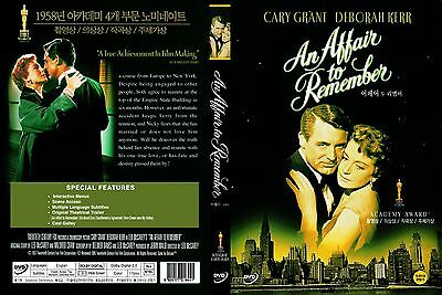 An Affair To Remember,1957 (DVD,All,Sealed,New) Leo McCarey, Cary Grant