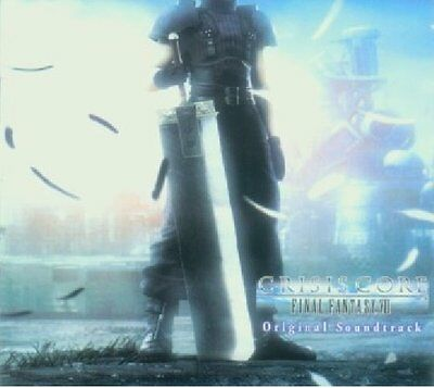 0875-6  CRISIS CORE -FINAL FANTASY VII / ORIGINAL SOUNDTRACK Miya CD 53 Songs