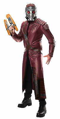 Halloween MARVEL STARLORD Guardians of the Galaxy Adult Men Costume Haunted Hous