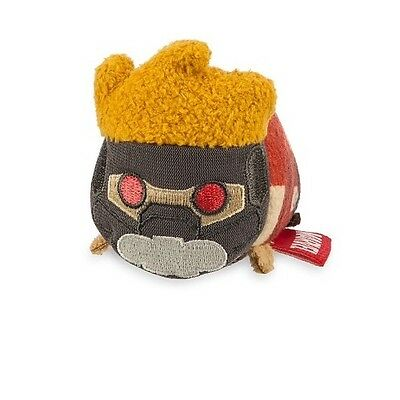Disney Store Guardians Of The Star Lord Tsum Tsum Plush 31/2 New With Tag