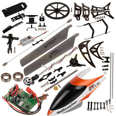 Double Horse DH 9116 Volitation RC Helicopter Replacement Spare Parts