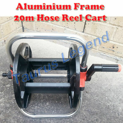 Classic Gardening Water Hose Reel Stand - Holds 20M 12.5mm Water Hose