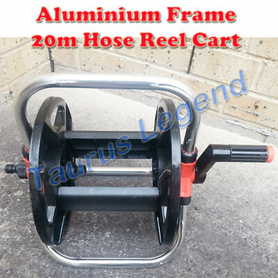 Classic Tough Gardening Water Hose Reel Stand 20M 12.5mm Water Hose Storage