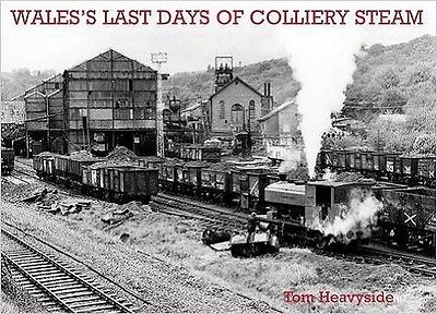 Wales's Last Days Of Colliery Steam Coal NCB industrial