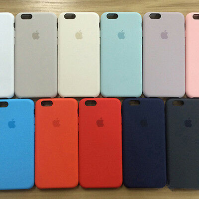 Authentic OEM Multicolor Silicone Case Cover For Apple iphone 6/ 6S Plus