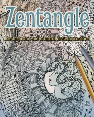 NEW Zentangle By Jane Marbaix Paperback Free Shipping