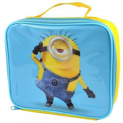 Despicable Me - Dancing Stuart Insulated Lunch - New & Official With Tags