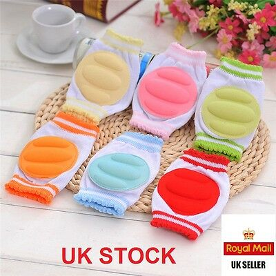 "Kids Safety Crawling Elbow Cushion Infants Toddlers Baby Knee Pads ""UK SELLER"""
