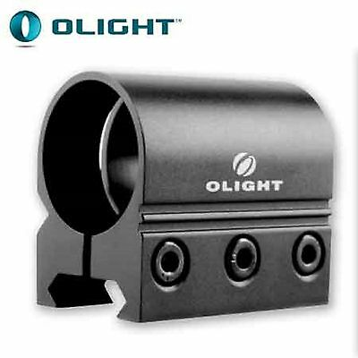 Olight WM20 Gun Mount 4 Torch Flashlight , Picatinny/Weaver Rails M3X M22 M20SX