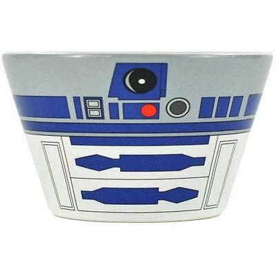 Star Wars - R2-D2 Stoneware 5 Inch Cereal Bowl - New & Official Lucasfilm